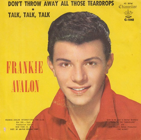 Don't Throw Away All Those Teardrops / Talk, Talk, Talk -0