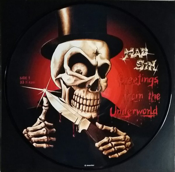 Greetings From Underworld (Picture Disc)-0