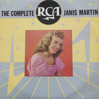The Complete RCA Janis Martin 2LP-0