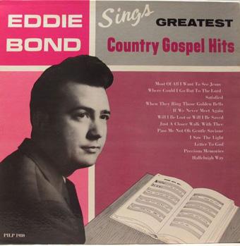 Sings Greatest Country Gospel Hits-0