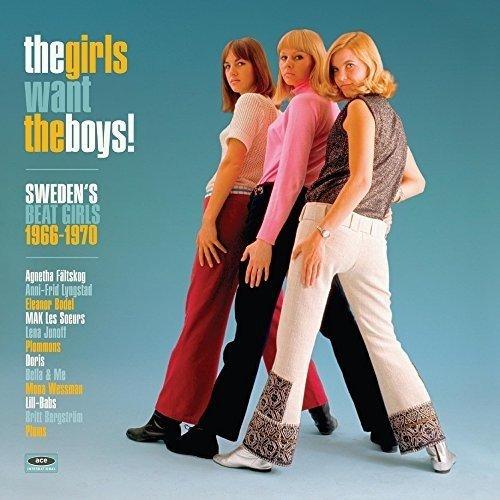 Girls Want The Boys! Swedish Beat Girls 1966-1970-0