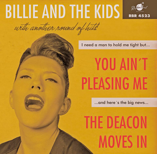 You Ain`t Pleasing Me / The Deacon Moves In-0