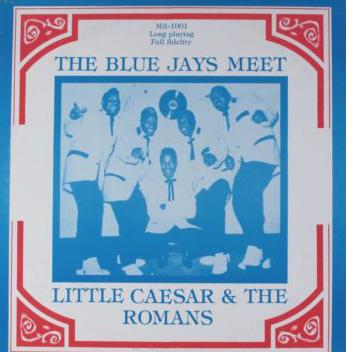 Meet Little Caesar & The Romans -0