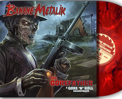 The Gorefather - Gore `n`Roll Soundtrack (Red Blood Vinyl)-0