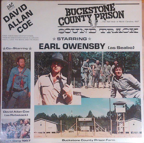 Buckstone County Prison -0