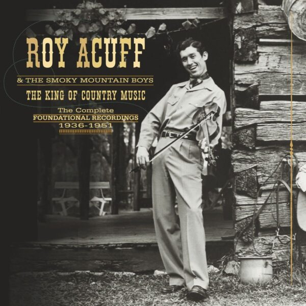 King Of Country Music 9CD+DVD+BOOK Boxset (The Complete 1936-1951 Recordings)-0