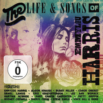 The Life & Songs Of Emmylou Harris: An All-Star Concert Celebration CD + DVD-0