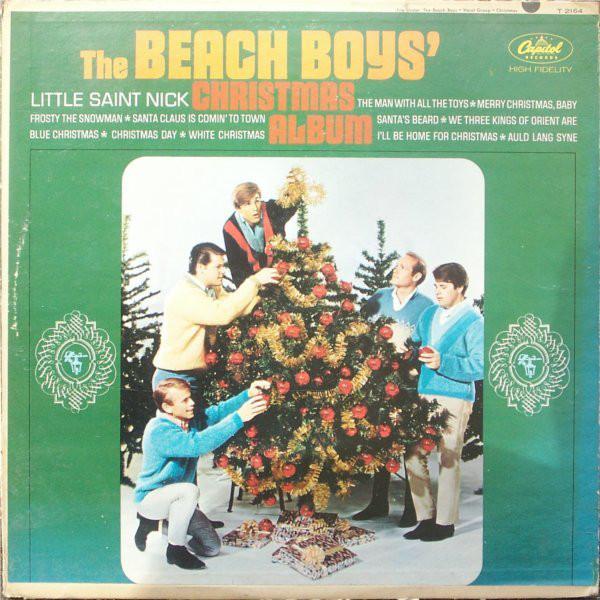 The Beach Boys' Christmas Album -0