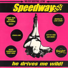 "He Drives Me Wild! 10""LP-0"