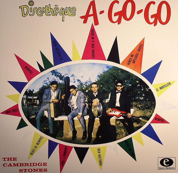 Discotheque A Go-Go -0