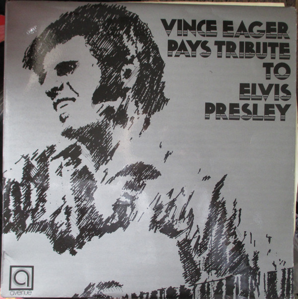 Pays Tribute To Elvis Presley -0