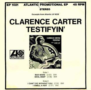 Excerpts from Atlantic LP 8238 Testifyin' -0