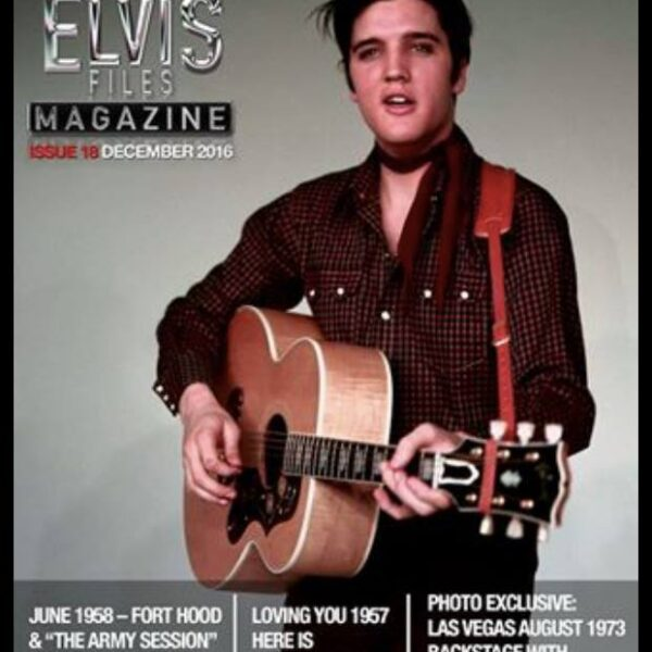 Elvis Files Magazine Issue 18-0