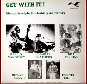 Get With It! - Memphis-style Rockabilly & Country-0