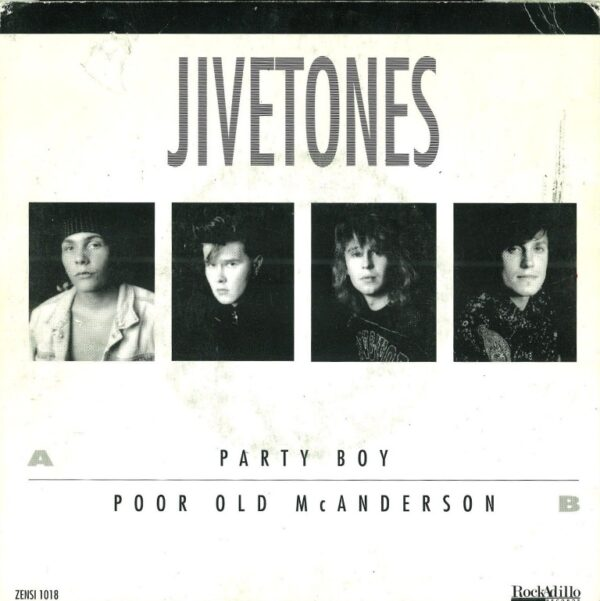 Party Boy / Poor Old McAnderson-0