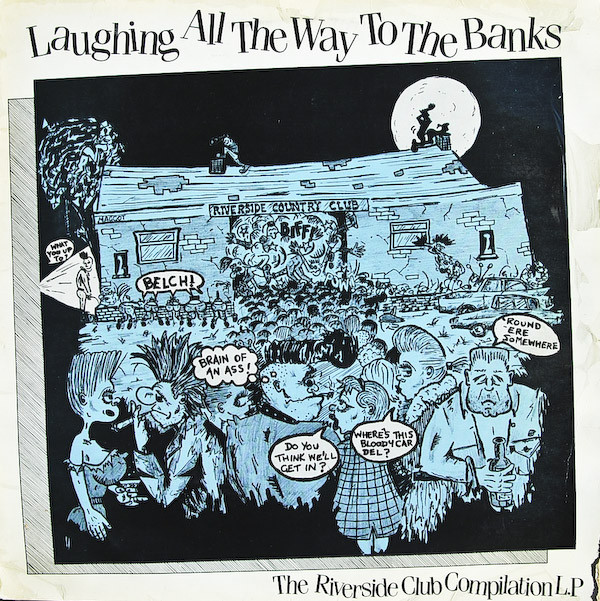Laughing All The Way To The Banks - The Riverside Club Compilation L.P -0
