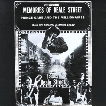 Memories Of Beale Street Vol. 1-0
