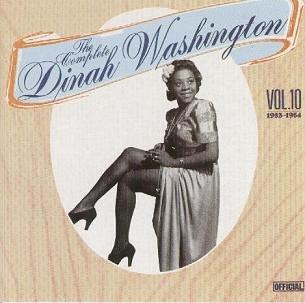 The Complete Dinah Washington Vol. 10 (1953-1954)-0