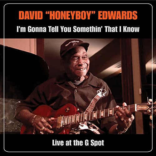 I`m Gonna Tell You Something That I Know - Live At The G Spot CD+DVD-0