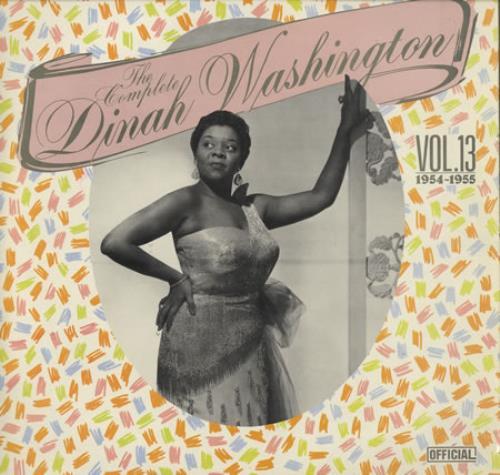 The Complete Dinah Washington Vol. 13 (1954-1955)-0