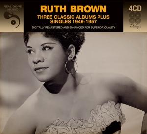 Three Classic Albums Plus Singles 1949-1957 4CD-0
