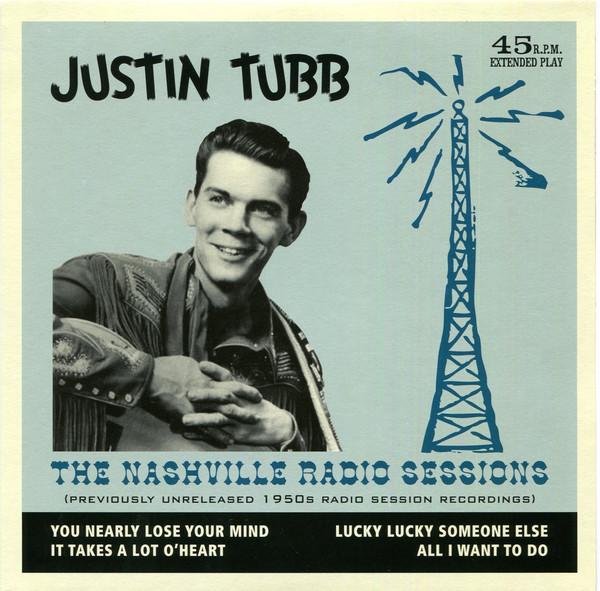 The Nashville Radio Sessions EP-0