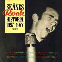 Skånes Rock Historia 1957-199 Volym 1-0