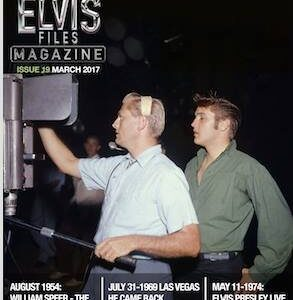 Elvis Files Magazine Issue 19-0