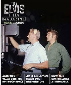 Elvis Files Magazine Issue 19-0