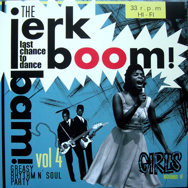 Jerk Boom Bam! Vol 4 - Girls Round II-0