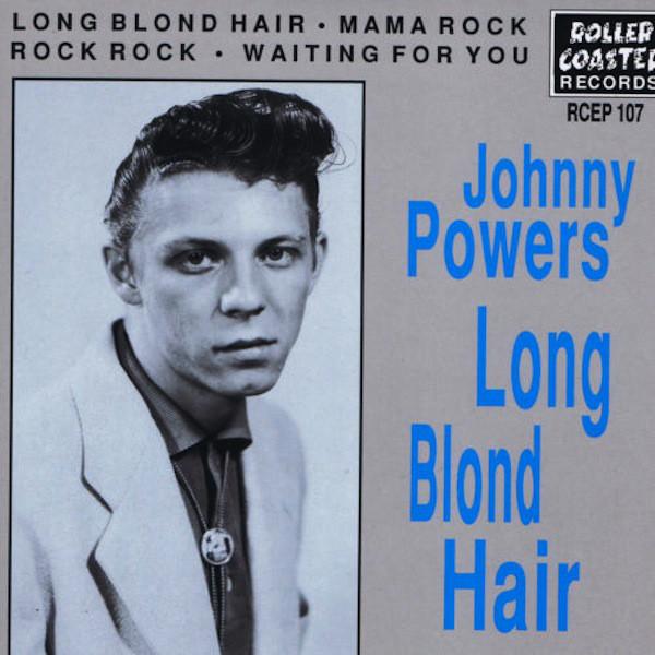 Long Blond Hair EP-0
