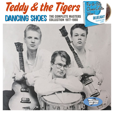 Dancing Shoes - The Complete Masters Collection 1977-1980 (3-CD) -0