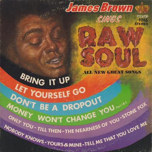 James Brown Sings Raw Soul -0