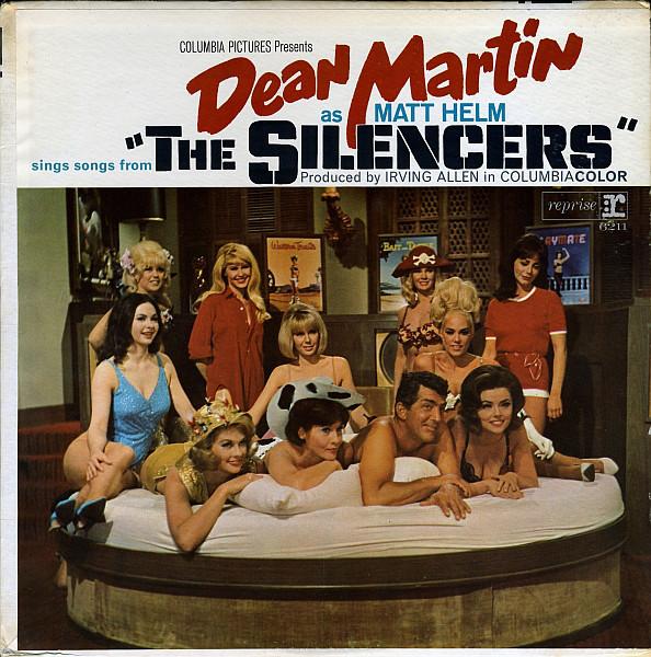 "As Matt Helm Sings Songs From ""The Silencers"" -0"