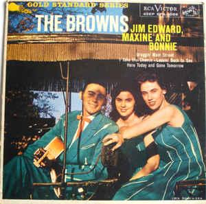 Jim Edward, Maxine And Bonnie EP-0