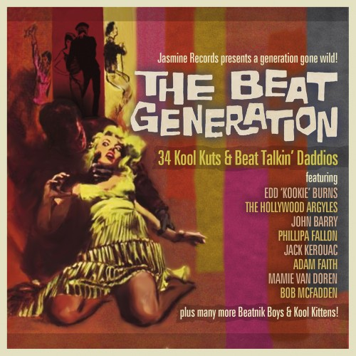 The Beat Generation - 34 Kool Kuts & Beat Talkin' Daddios-0