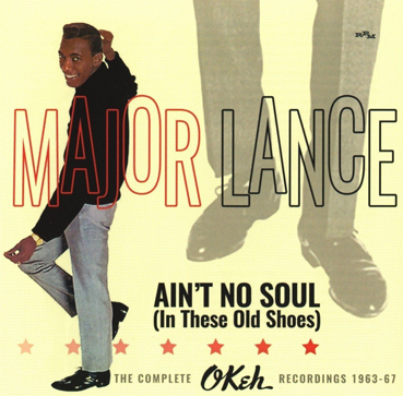 Ain`t No Soul In These Old Shoes 2CD - The Complete Okeh Recordings 1963-1967-0