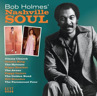 Bob Holmes' Nashville Soul-0
