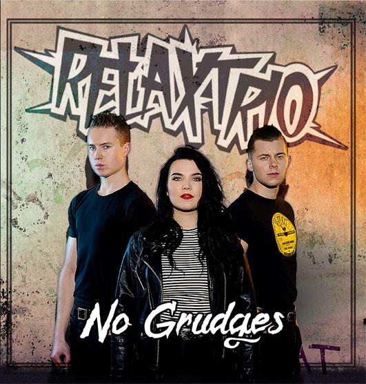 No Grudges EP-0