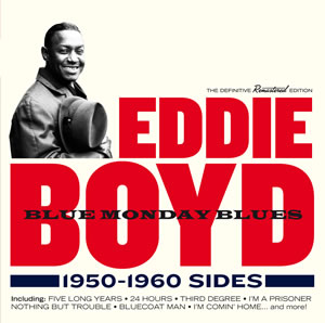 Blue Monday Blues 1950-1960 Sides-0