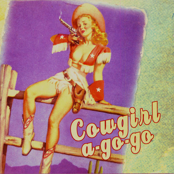 Cowgirl A-Go-Go-0