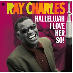 Hallelujah I Love Her So! + 2 bonus tracks (180g)-0