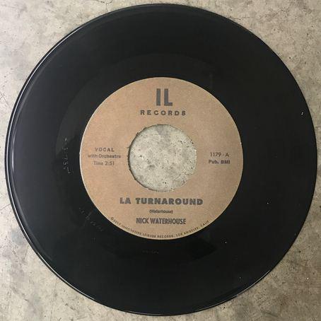 LA Turnaround / I Cry-0