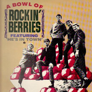 A Bowl Of The Rockin' Berries - The Best Of-0