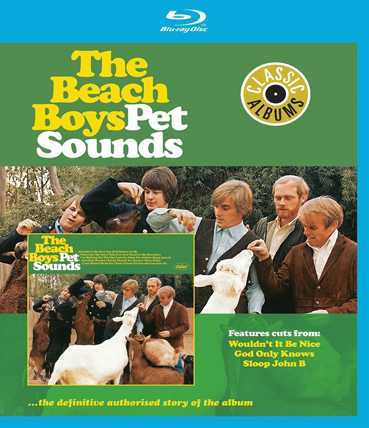 Pet Sounds...The Definitive authorised story of the album.-0