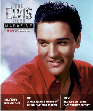 Elvis Files Magazine Issue 20-0