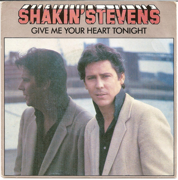 Give Me Your Heart Tonight / Thinkin` Of You-0