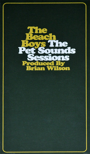 The Pet Sounds Sessions 4CD Boxset (30th Anniversary Collection)-0