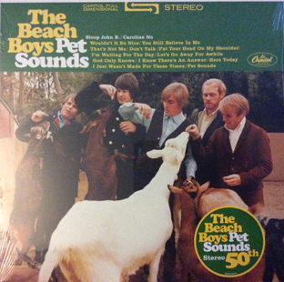 Pet Sounds (Stereo)-0