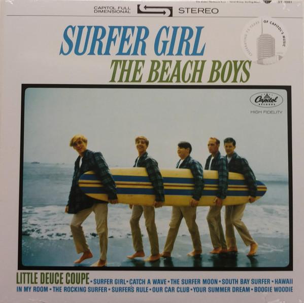 Surfer Girl -0